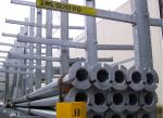 Adjustable Multilayer Industrial Long Pipe Cantilever Storage Rack