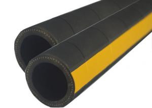 China High Pressure Rubber Suction Hose Water Suction And Discharge Hose / Delivery Pipe Tube on sale