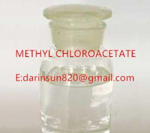 China METHYL CHLOROACETATE; CAS: 96-34-4; Chloroacetic acid methyl ester; Methyl chloroethanoate; Methyl monochloroacetate on sale