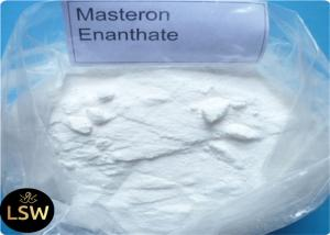 China White Masteron Steroid Drostanolone Enanthate / Masterone For Bodybuilding CAS 13425-31-5 99% Purity on sale