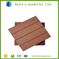 Deck tiles laminated wooden flooring interlocking plastic floor tiles