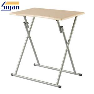 China Folding Adjustable Table Top Smooth MDF Table Top Replacement 711*500mm Size on sale