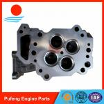 excavator spare parts KOMATSU 6D125 cylinder head 6151-12-1101 for PC400-5 PC400-6