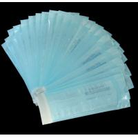 Hospital Medical Sterilization Products Pouch Self Sealing 90mm*165mm