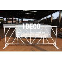 China Mobile Metal Concert Security Barricades, Temporary Road Fences, Police Guard Crowd Control Safety Barriers on sale