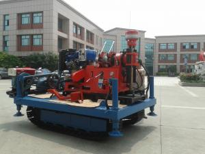 China GXY-2 Hydraulic Core Drilling Equipment spindle rotatory drilling rig on sale