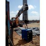 equipamento de aquecimento da indução de 80Kw IGBT, máquina do alívio de esforço