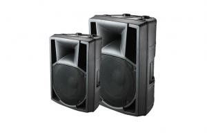 China 2 Way Pro PA Speaker Active 15 Inch with bluetooth on sale