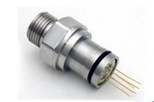 China 1.5mA Stainless Steel Silicon Liquid / Gas Oil-Filled Pressure Sensor gauge HT30 on sale