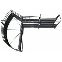 China Durable Livestock Handling Equipment 16 Inch Long Cattle Sweep Alley Systems on sale