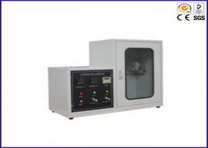 China 220V 50HZ Fire Testing Equipment 900 ℃ Gypsum Board In Burning Stability Tester on sale