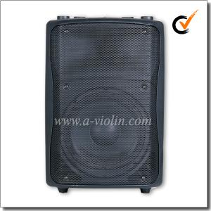 China High Quality Woofer 2-way Active Cabinet Plastic Pro Audio Speaker ( PS-0860APB ) on sale