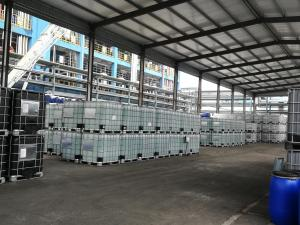 China PolyDADMAC Cationic Polymer Poly Dimethyl Diallyl Ammonium For Paper Wastewater on sale