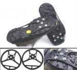 Сжатия льда крышки ботинка анти--выскальзывания верхней моды прочные безопасные, волшебный шип