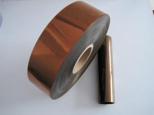 China Amber / Orange Blister Packaging PVC / PVDC Coated PVC Film Width 100-800mm on sale
