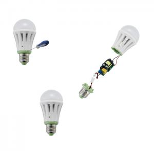 China 5W E27 LED Bulbs High Thermal Magnesium G60 With 5630 Chips on sale