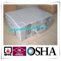 ISO Fire Resistant Filing Cabinets / Safety Storage Cabinets With GPS Tracking