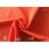 China Garment Nylon Lycra Spandex Fabric , Shiny Lycra Bathing Suit Fabric Anti Pilling on sale
