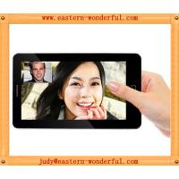 China Cheapest 7inch A13 2G tablet mobile android4.0 tablet pc with high definition dual cameras on sale