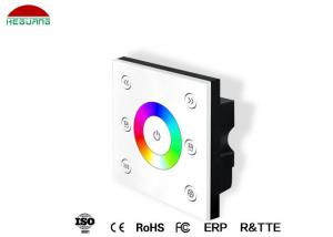 China RGB Panel LED Pool Light Controller Multifunctional 144W Maximum Output Power on sale