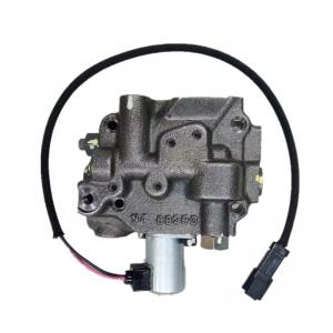 China PC55MR-2 PC45 PC55 PC50 PC56-7 Pressure Voltage Hydraulic Pump Regulator on sale