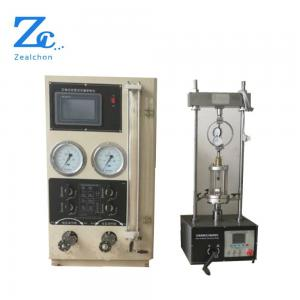 China C002 Dial type Full Automatic 30KN Midium Pressure triaxial soil test on sale