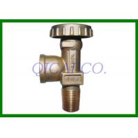 China 5KGS Small Propane Cylinder Valve , other spec acceptable on sale