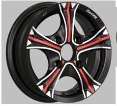 China after market Car Aluminum Alloy Wheel Rim 12*4.5 Inch on sale