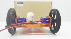 China Original 2WD Smart DIY Remote control Mobile Robotic Platform For Kid's Education on sale