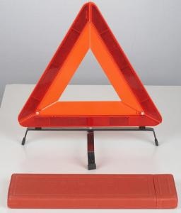 China Car Warning triangle /Car emergency warning triangle/auto warning triangle/Reflector warning triangle on sale