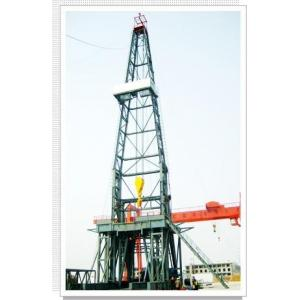 China API Mechanical Compound Drive Drilling Rig for Oil Well Drilling on sale