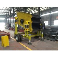 Movable 3 Layer Vibrating Screen