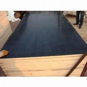 Quality One Time Molding poplar core 9mm film faced plywood for sale for sale