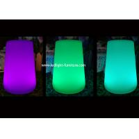 Indoor / Outdoor LED Music Box Bluetooth Speaker with Color Changing