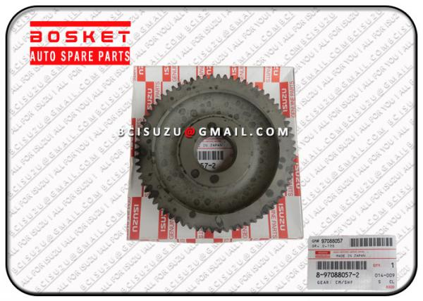 Camshaft Gear Isuzu D-MAX Parts 8-97088057-2 For ISUZU 4HK1 4HG1