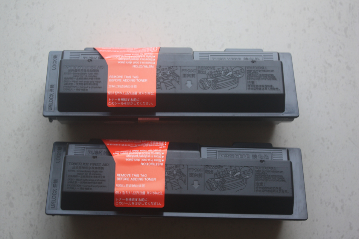 TK360 Toner Cartridge Large Capacity 20,000 Pages Compatible with Kyocera Mita FS-4020DN Copier Toner Cartridge