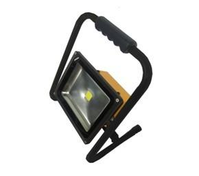 China Battery Rechargeable Portable LED Floodlights 30W CE&RoHS on sale