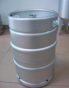 China beer keg 50L DIN type on sale