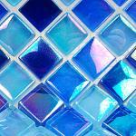 Teja decorativa del vidrio del espejo de la pared de Wall&Floor