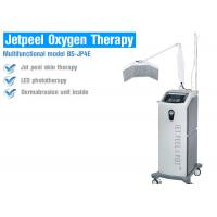 High Purity Oxygen Jet Peel Machine For Skin Rejuvenation / Acne Scar Treatment