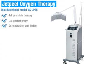 China High Purity Oxygen Jet Peel Machine For Skin Rejuvenation / Acne Scar Treatment on sale