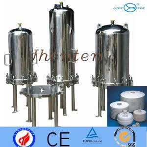 China Millipore Sanitary Filter Housing  Pentek Water Filters Laboratory on sale
