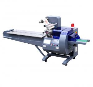 China Hot selling Horizontal Flow Pack Machine with High Speed pillow packing Machine 250/350 supplier