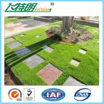 China Soft Safe Garden Artificial Grass , Artificial Grass Landscape Turf 10mm - 70mm wholesale