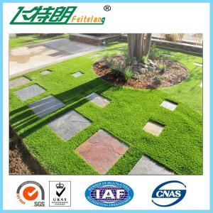 China Soft Safe Garden Artificial Grass , Artificial Grass Landscape Turf 10mm - 70mm on sale