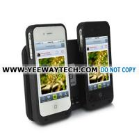 verizon iphone 4S cases 42124 3400mAh Wireless Power Charger With 2 Charging Ports For iPhone 4 (AT&T, Verizon) - Black