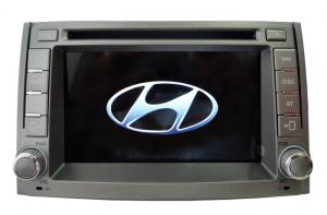 China Multi-language Hyundai DVD Player FM / AM SD Card Slot for H1 ST-1001 on sale