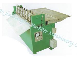 China PLC Control Film Slitting Rubber Sheet Cutting Machine on sale
