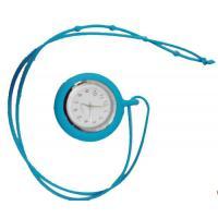 Ladies Necklace Watche Lithium Battery Nurse Watch Silicone Strap