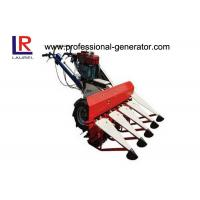 China Agricultural Automatic Combine Harvester Machine , Diesel Rice Harvesting Equipment on sale